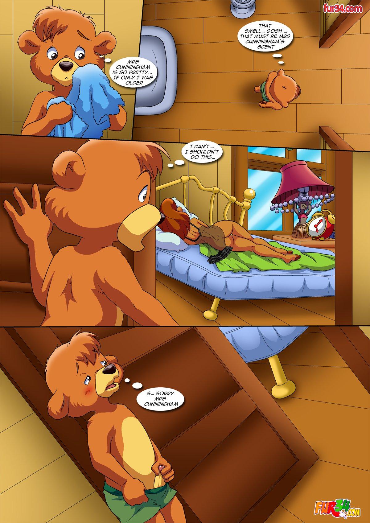 furry cub nude