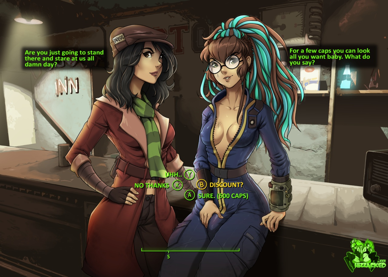 Fallout Cartoon Porn