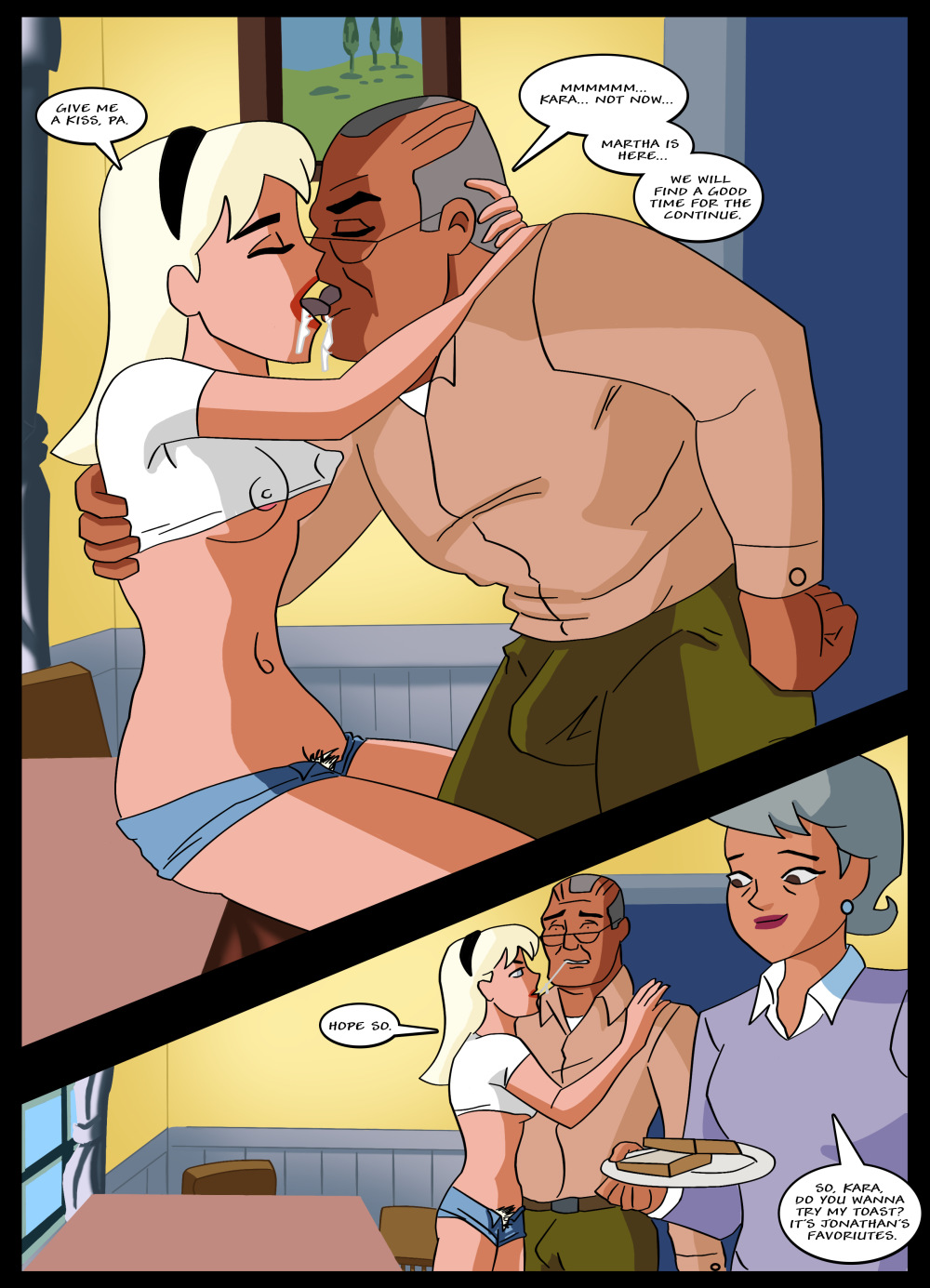 Porno Supergirl