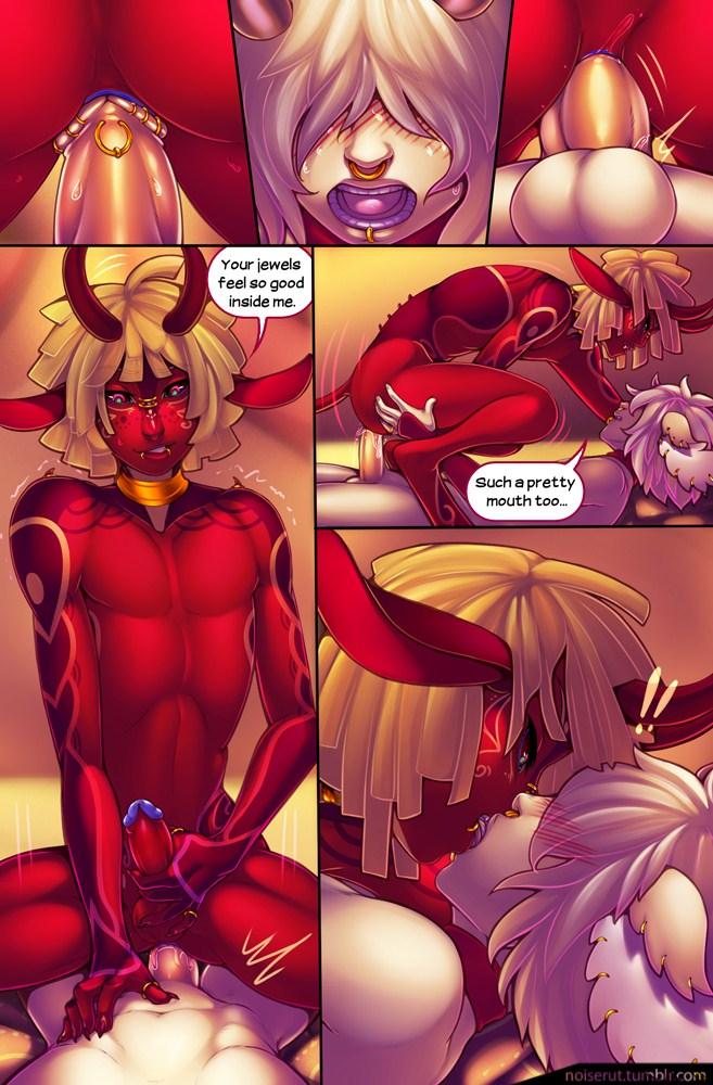 free gay anime comics