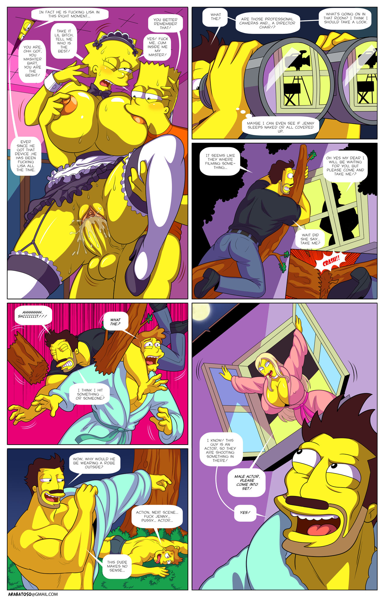 Porn simpsons online pictures