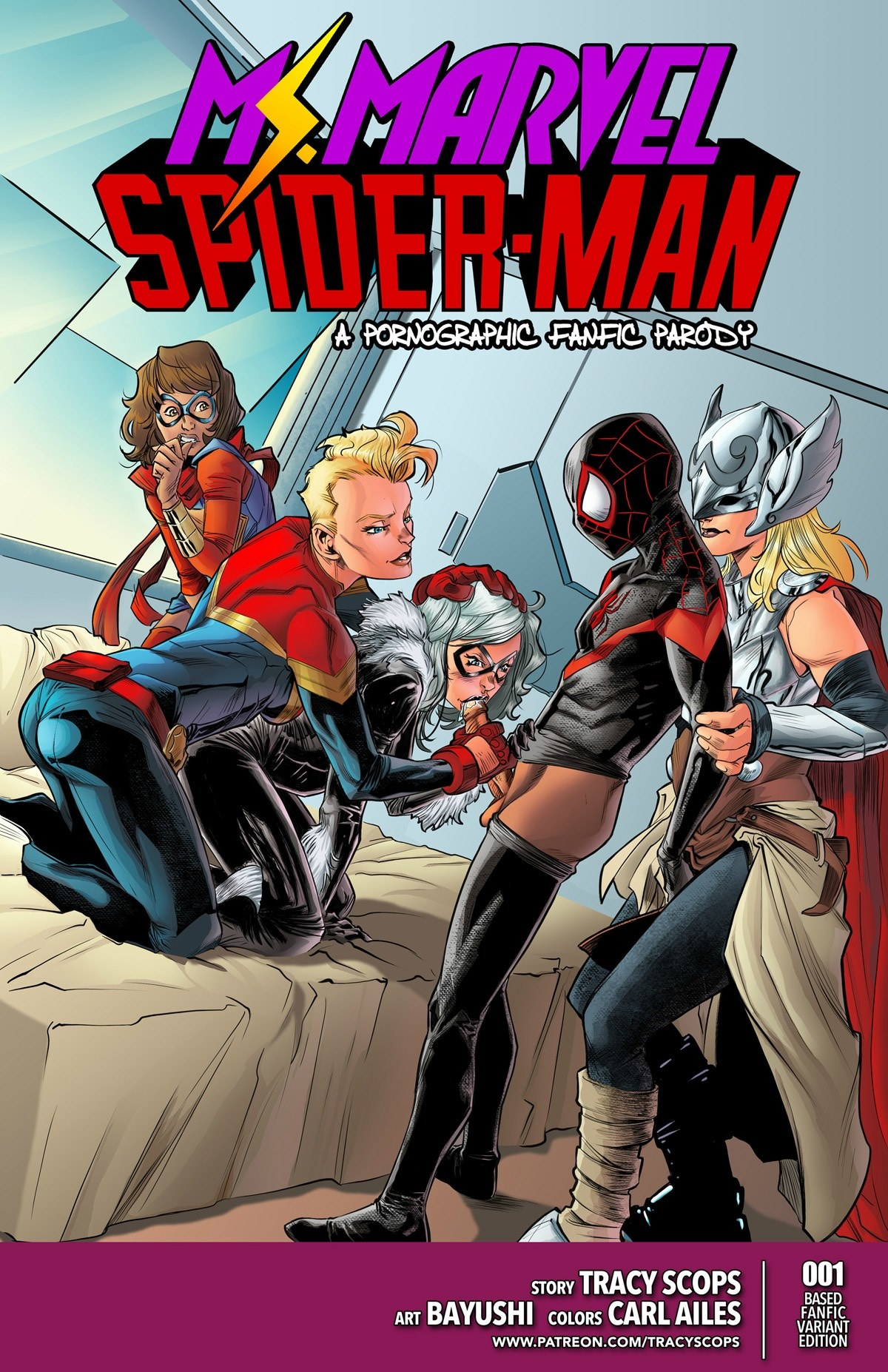 Ultimate Spiderman Porn Comic Hentai Porn