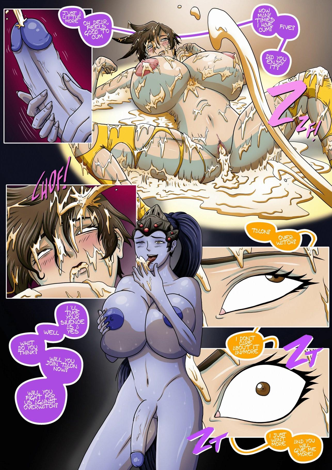 Anime porn unblurred
