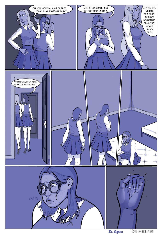 Comic strip character nancys hojme