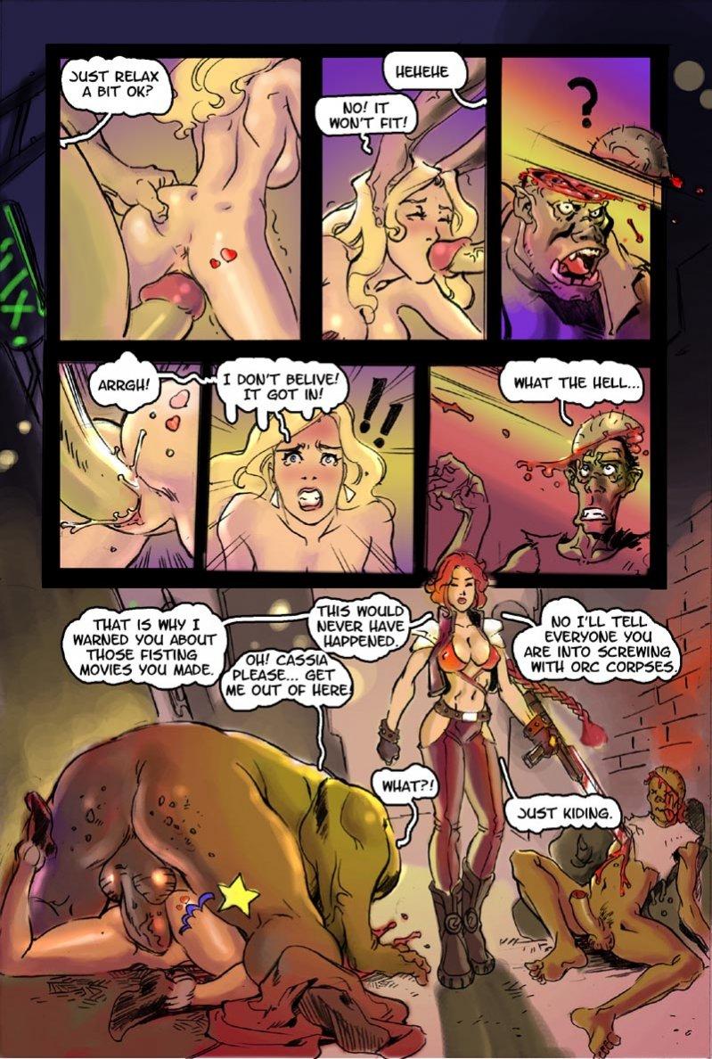 image Lesbian encounter 3 by annalena94