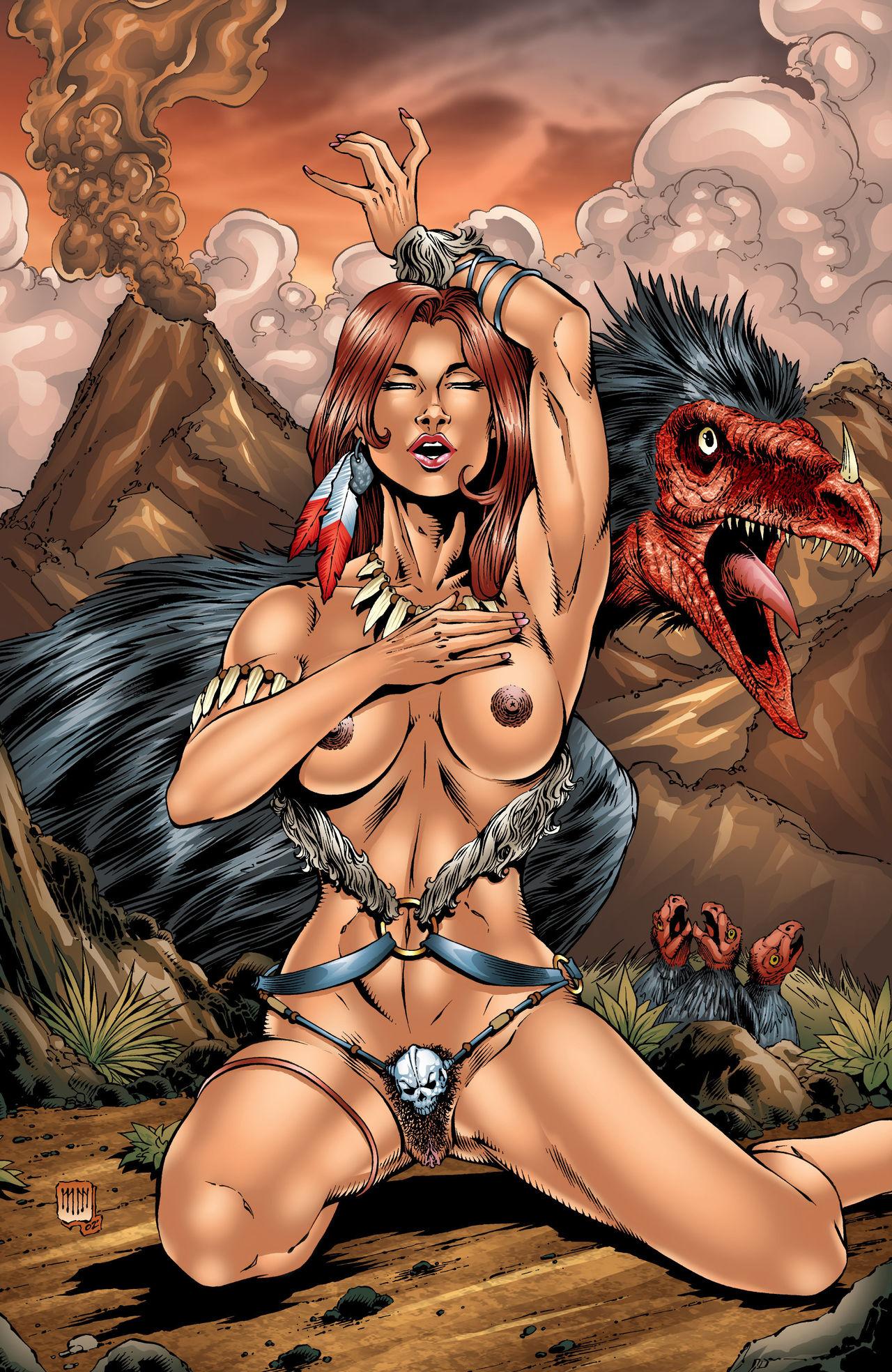 Porn fantasy comics