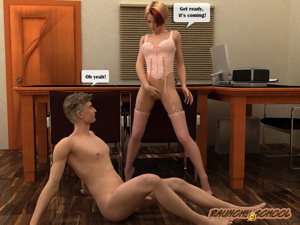 XXX Video Wife makes husband swallow cum