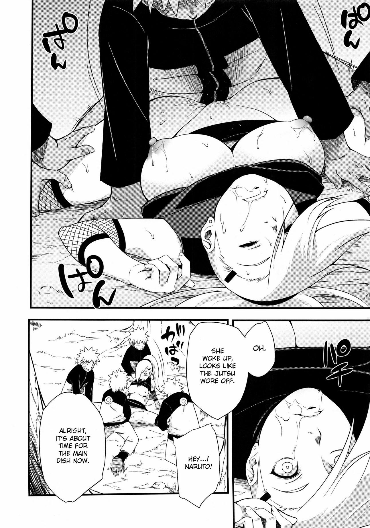 naruto ino hentai manga englisch