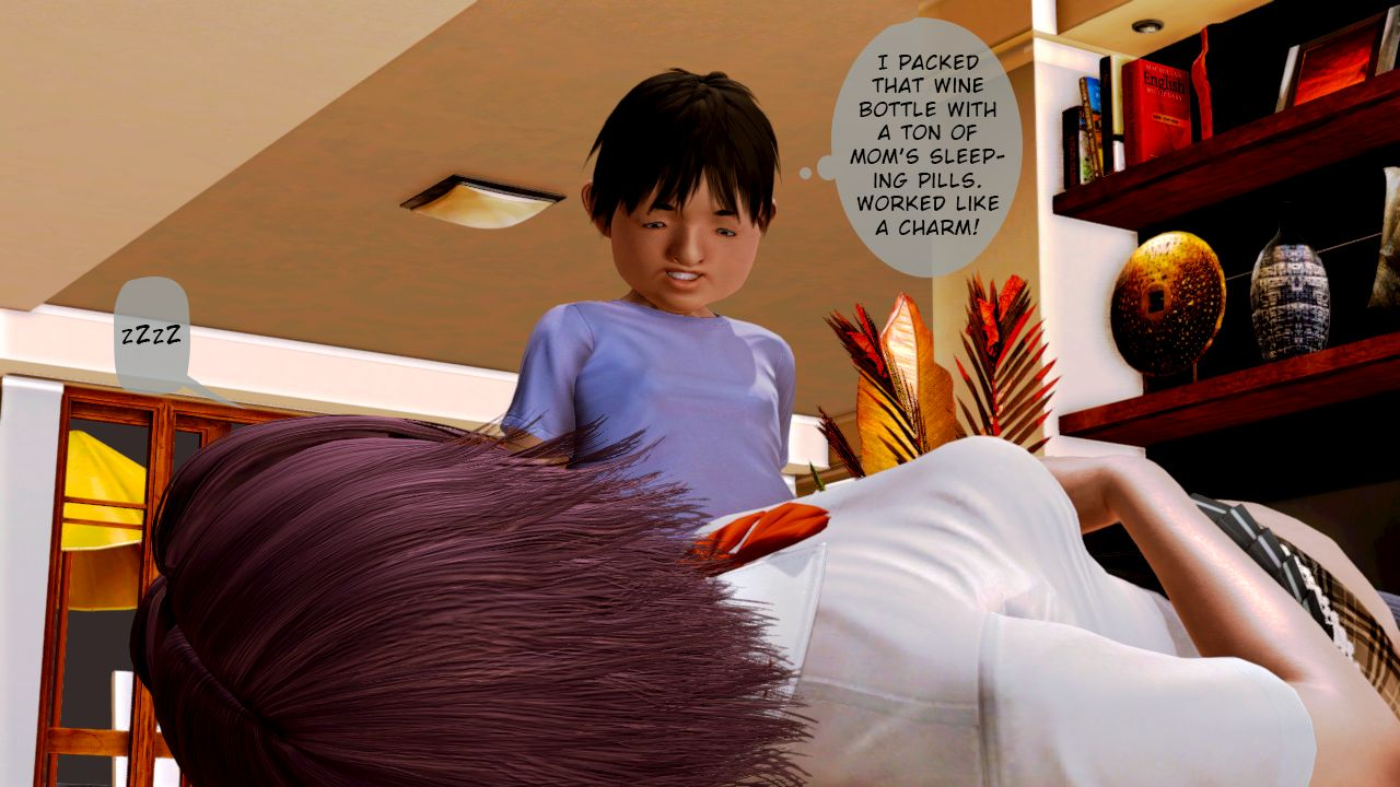 part time babysitter porn comics free online