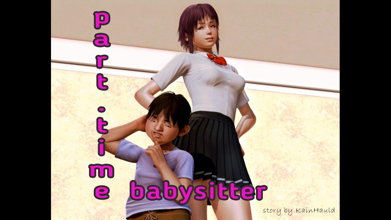 babysitter porm