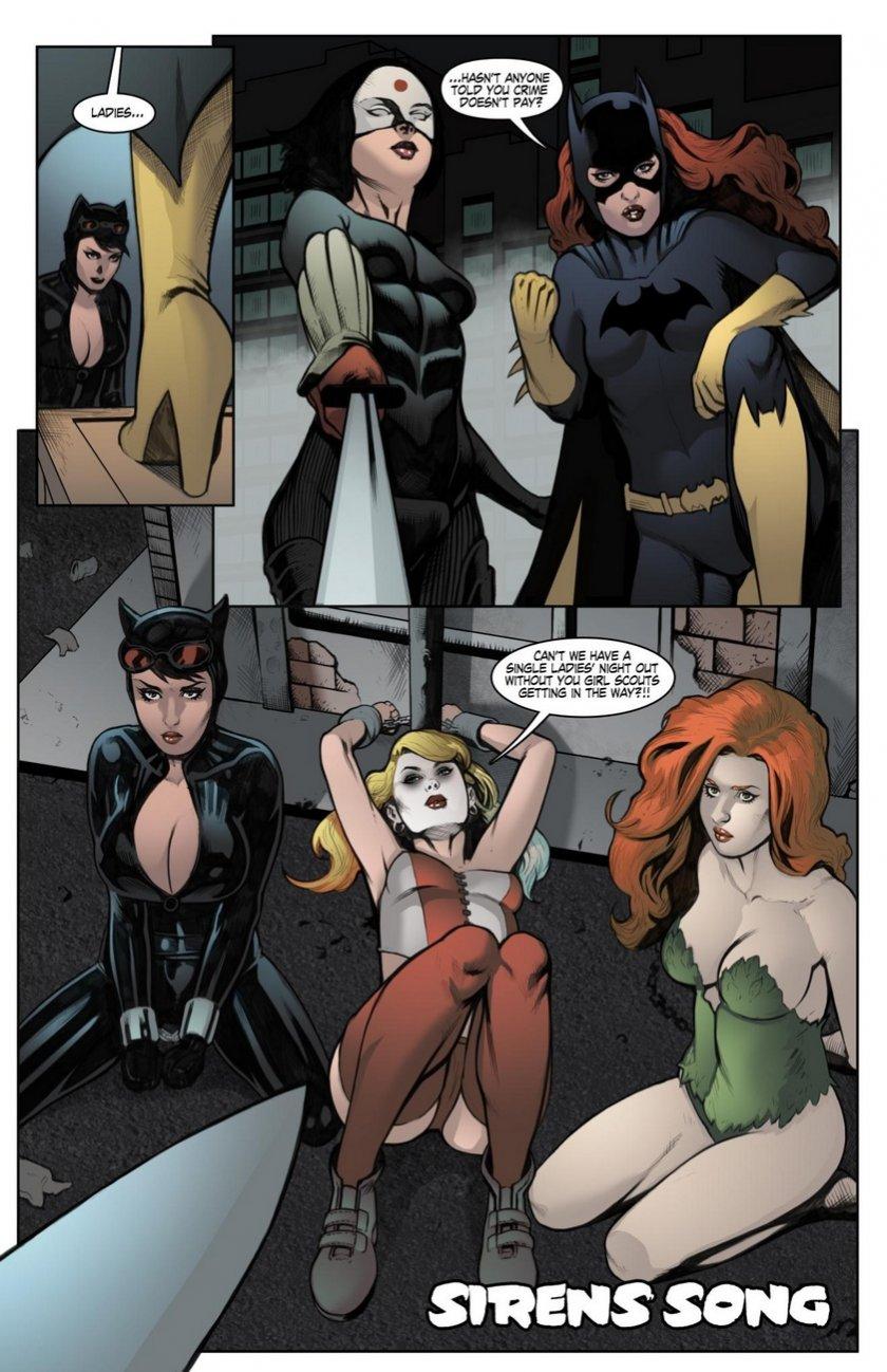 Batgirl Comics Porno Comics batman » page 2 » porn comics free online