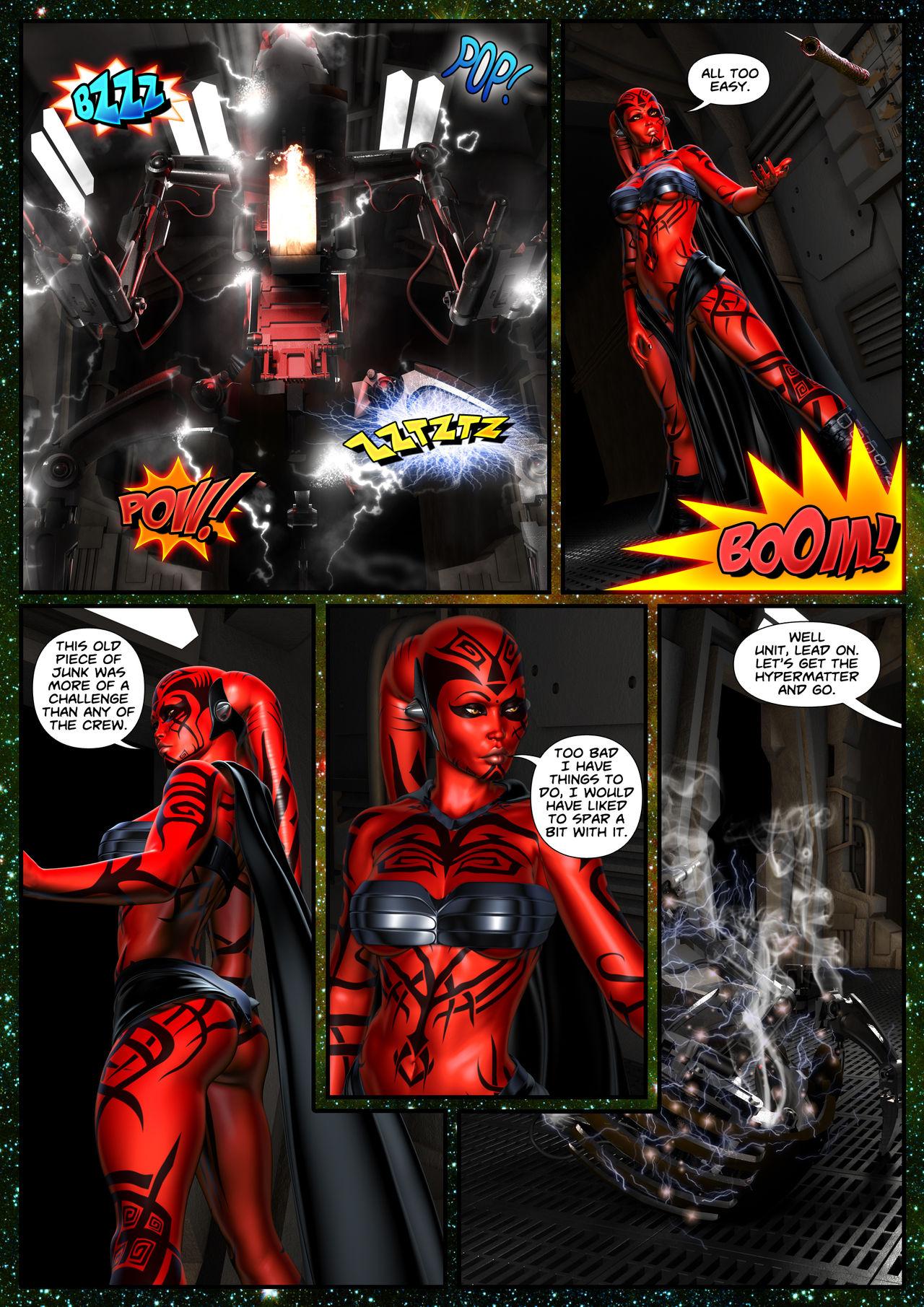 darthhell - Talon X 2 (Star Wars)