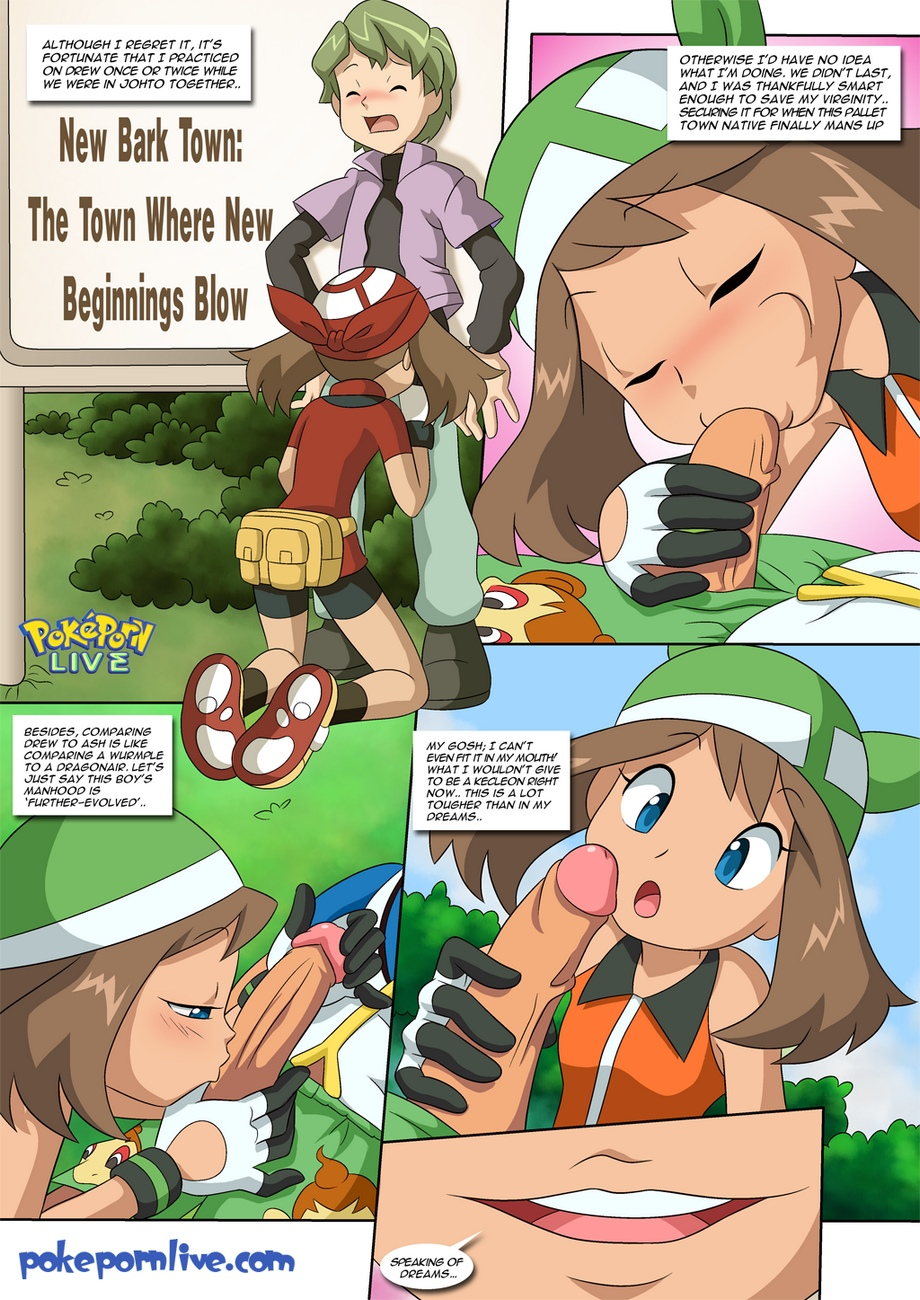johto porn comic Pokemon
