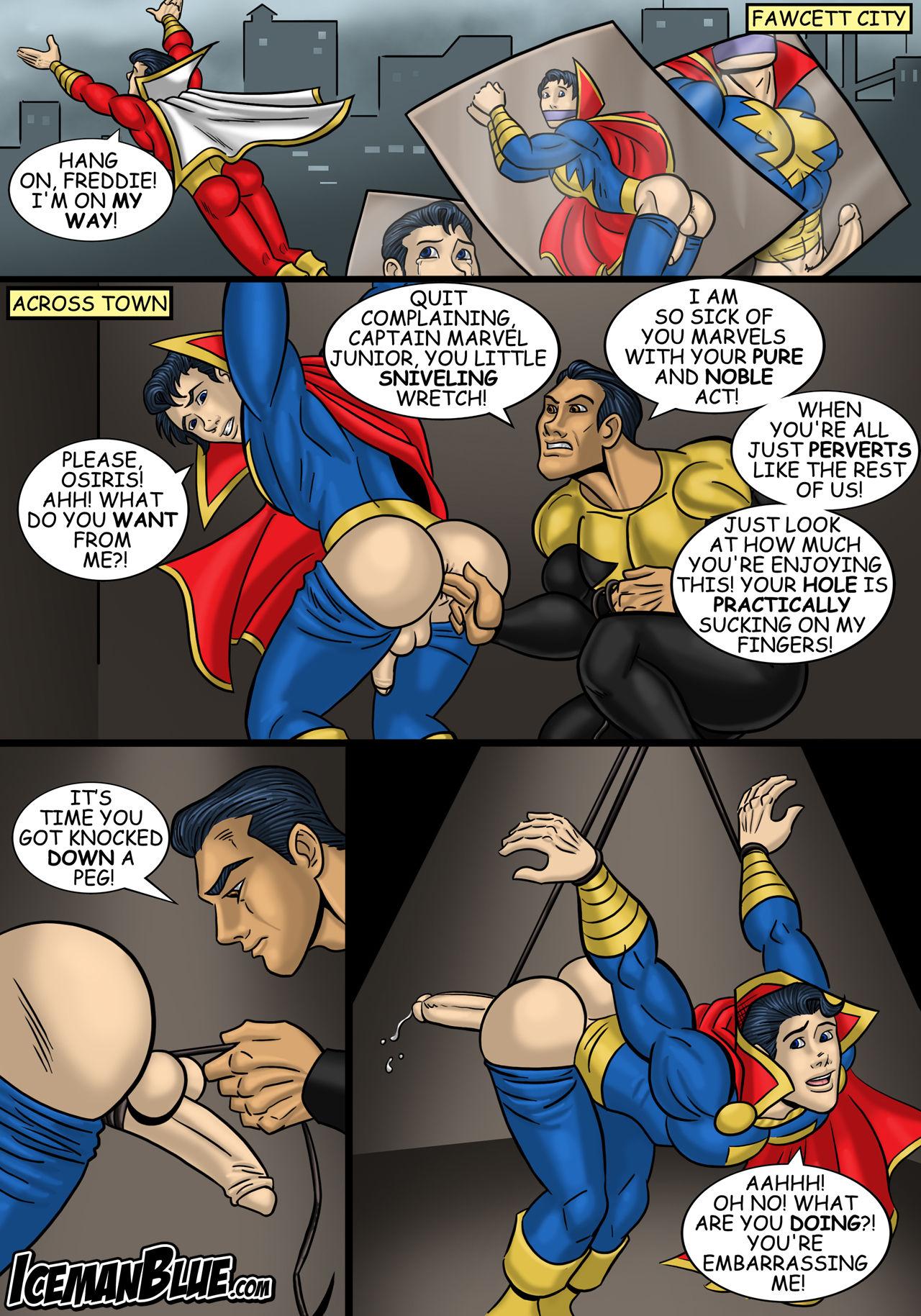 from Nash marvel gay comics