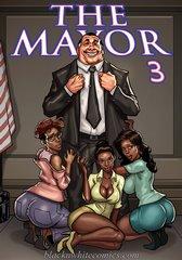 BlackNWhiteComics - The Mayor 3