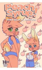 Peach Syrup!